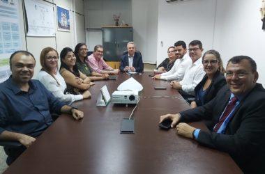 Presidente do Sincadise participa de reunião com o Secretário da Fazenda de Sergipe