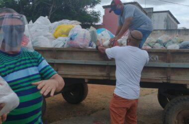Atacadistas distribuem brinquedos para 150 crianças em Aracaju