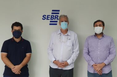 Presidente do Sincadise realiza visita ao Sebrae, à convite da Superintendência e da Diretoria Técnica